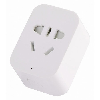 Умная Wi-Fi розетка Xiaomi Mi Smart Socket Power Plug (White)