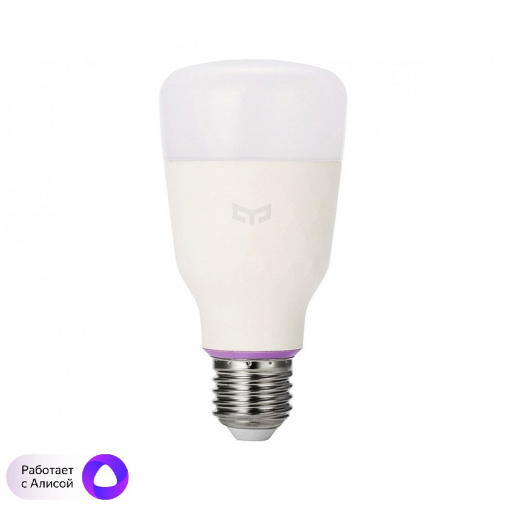Умная лампочка Yeelight Xiaomi Led Bulb Color