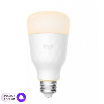 Умная лампочка Yeelight Smart LED Bulb (Tunable White) Е27