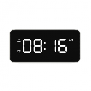 Умный будильник Xiaomi Xiao AI Smart Alarm Clock (White)