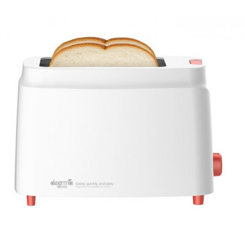 Тостер Deerma 2-slice Household Toaster